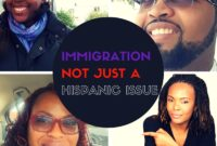 Immigration NOT just a Hispanic Issue